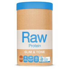 Raw Protein Slim & Tone - Chocolate Caramel