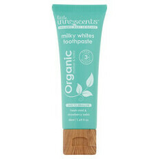 Little Innoscents Milky Whites Organic Toothpaste