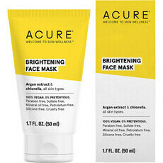 Acure Brightening Facial Mask