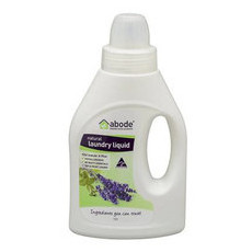 Abode Natural Laundry Liquid - Lavender & Mint
