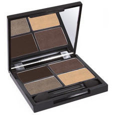 Zuii Eyeshadow Palette - Natural