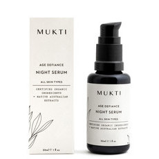 Mukti Age Defiance Night Serum