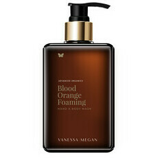 Vanessa Megan Blood Orange Foaming Hand & Body Wash
