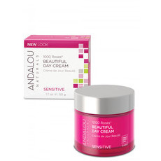 Andalou Naturals 1000 Roses® Beautiful Day Cream
