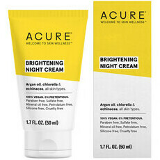 Acure Brilliantly Brightening™ Night Cream