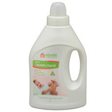 Abode Natural Laundry Liquid Baby