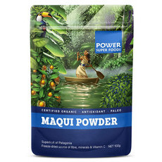 Power Super Foods - Maqui