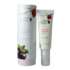 100% Pure Super Fruits Reparative Cream