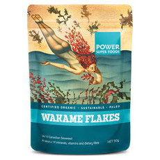 Power Super Foods Wakame Flakes