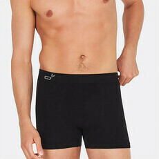 BOODY Bamboo Men's Boxers - Black