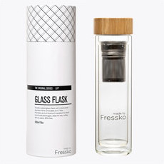 Fressko Glass Tea Flask - Lift