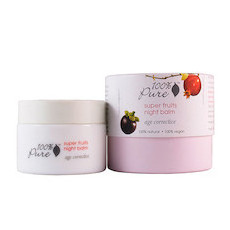 100% Pure Super Fruits Night Balm