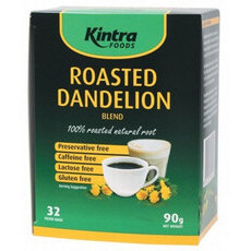 Kintra Foods Roasted Dandelion Blend - Filter Bags