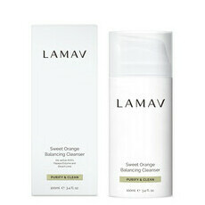 La Mav Sweet Orange Foaming Cleanser