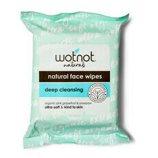 WOTNOT Facial Wipes - Deep Cleansing
