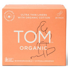 TOM Organic Ultra Thin Liners