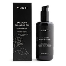 Mukti Balancing Cleansing Gel