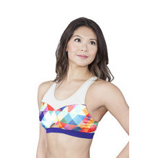 "Rumi X Full Support Sports Bra - ""Light"""