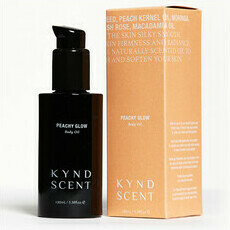 KYND Scent Peachy Glow Body Oil