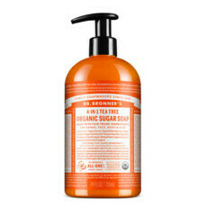 Dr Bronner's Organic Pump Soap - Tea Tree