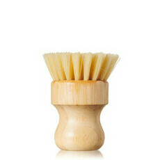 Life Basics Round Pot Brush (Soft)