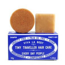 Viva La Body Tiny Traveller Shampoo & Conditioner - Every Day People