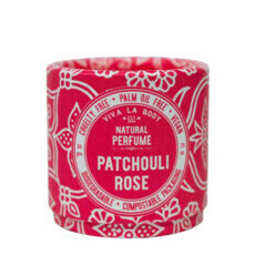 Natural Perfume - Patchouli Rose