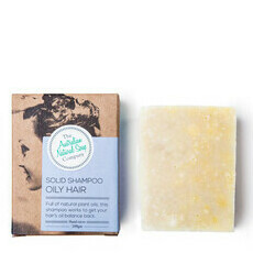 The Australian Natural Soap Company Solid Shampoo - Oily Hair