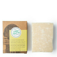 The Australian Natural Soap Company Conditioner Bar - Sensitive/Oily