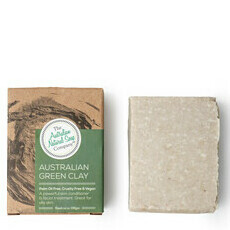 The Australian Natural Soap Company Australian Green Clay Cleanser