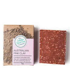 The Australian Natural Soap Company Australian Pink Clay Cleanser