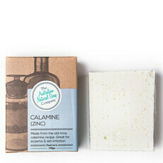 The Australian Natural Soap Company Calamine (Zinc) Soap