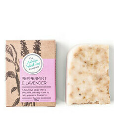 The Australian Natural Soap Company Peppermint & Lavender Soap