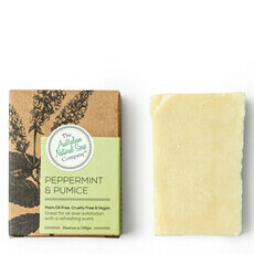 The Australian Natural Soap Company Peppermint & Pumice Soap