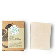 The Australian Natural Soap Company Pure Macadamia Soap