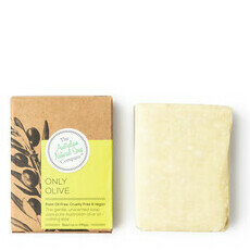 The Australian Natural Soap Company Only Olive Soap