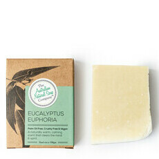 The Australian Natural Soap Company Eucalyptus Euphoria Soap