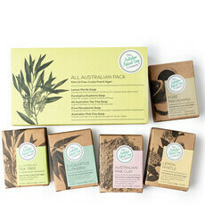 The Australian Natural Soap Company All Australian Gift Pack