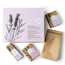 The Australian Natural Soap Company Lavender Relaxation Pack