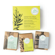 The Australian Natural Soap Company Sensitive Pack