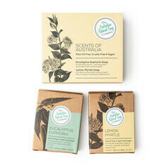 The Australian Natural Soap Company Scents of Australia