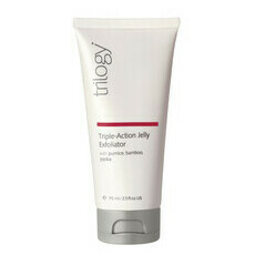 Trilogy Triple-Action Jelly Exfoliator
