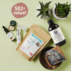 Nourished Life Curated Box: Veganuary Box