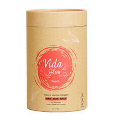 Vida Glow Marine Collagen - Peach