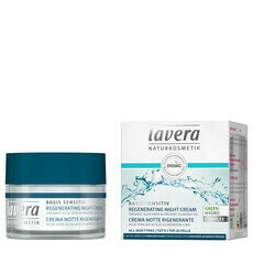 Lavera BASIS SENSITIV Regenerating Night Cream