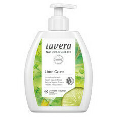 Lavera Fresh Lime Hand Wash