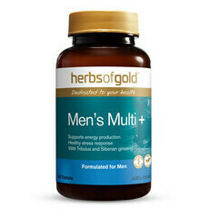 Herbs of Gold Men's Multi Plus