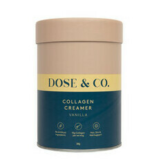 Dose & Co Collagen Creamer - Vanilla