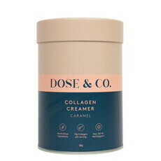 Dose & Co Collagen Creamer - Caramel