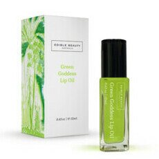 Edible Beauty Green Goddess Lip Oil